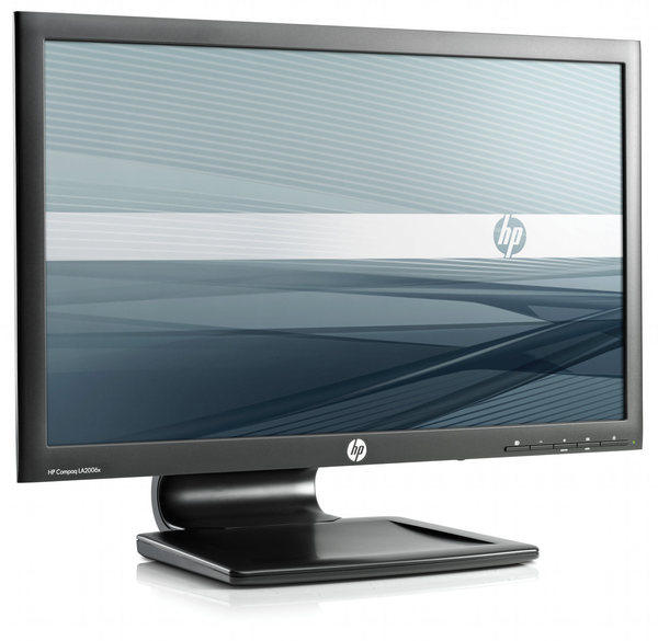 "Monitor LCD HP LA2006x  20"" LED  VGA/DVI/DISPLAY PORT 16:9"