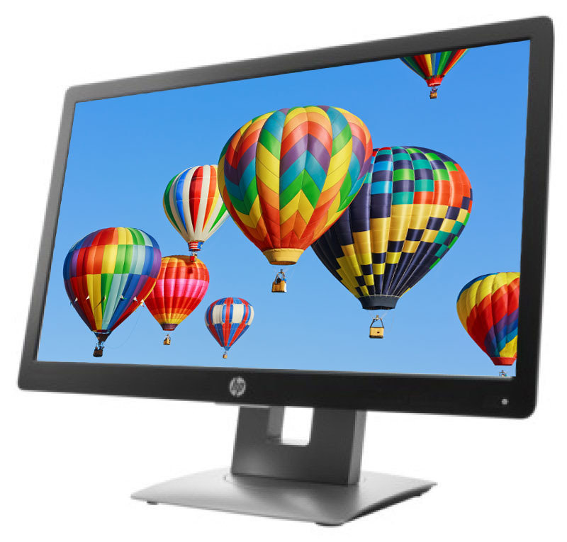 "Monitor LCD HP Elitedisplay 20"" E202 LED VGA/HDMI/DISPLAY PORT 16:9 - HP_E202"