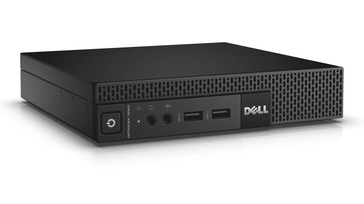 DELL Optiplex 3020M USFF Ultrapiccolo Core I5-4590T 2.0 Ghz 4GB 500GB Win 10 Pro - D1806202R