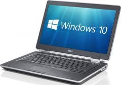 "DELL Latitude E6430 Core I5-3320M 2.6 Ghz 4GB 320 GB DVD/RW Webcam 14.1"" Win 10 Pro - D1803191S"