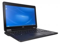 "DELL Latitude E7250 Core I7-5600U 2.6 Ghz 8GB 256GB SSD Webcam 12.5"" Win 10 Pro - D2304192B"