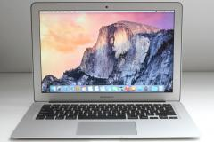 "Apple MacBook Air Core I5-5250U 1.6 Ghz 8GB SSD 128 GB LCD 13.3"" Mac OS Mojave 10.14 - A1466"