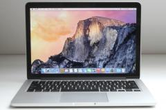 "Apple MacBook Pro Retina Core I5-7267U 3.1 Ghz 8GB SSD 256GB LCD 13.3"" - Mac Os Mojave 10.14 - A1706 - A0910192S"