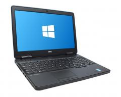 "DELL Latitude E5540 Core I5-4300U 1.9 Ghz 4GB 500GB DVD/RW Webcam 15.6"" Win10 Pro - D0904191A Grade B"