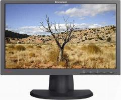 "Monitor LCD Professionale Lenovo 24"" T2424PA Wide Led Monitor VGA/HDMI/DISPLAY PORT 16:9"