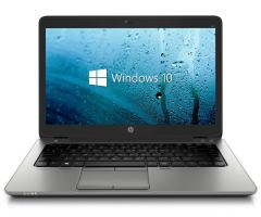 "HP Elitebook 840 G1 Core I5-4300U 1.9 Ghz 4GB 256GB SSD Webcam 14.1"" Win 10 Pro - H2606202S"