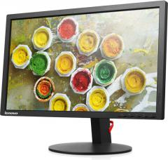"Monitor LCD Professionale Lenovo 24"" T2454PA Wide Led Monitor VGA/HDMI/DISPLAY PORT 16:10"