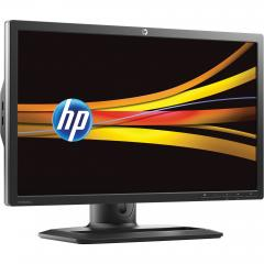 "Monitor LCD HP ZR2440W 24"" Wide Led DVI HDMI Display port USB Full HD"