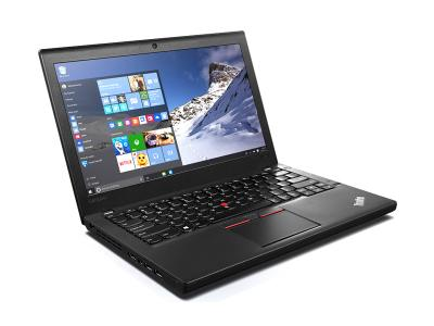 "Lenovo Thinkpad X260 Core I5-6200U 2.3 Ghz 8GB 256GB SSD Webcam 12.5"" Win10 Pro - L1204211S"