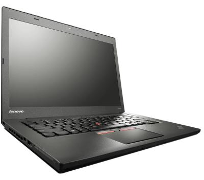 "Lenovo T450 Core I5-5300U 2.3 Ghz 4 GB 500 GB 14.1"" Webcam Win 10 Pro - L1305201N"