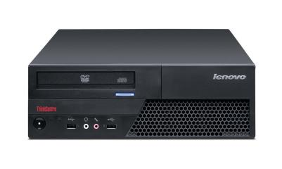 Lenovo TC M58p SFF Core Duo 3.0 Ghz 4GB 160GB DVD Win 10 Pro  - L0108191V