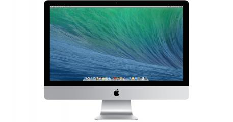 "Apple iMac IPS 21.5"" Core I5-5575R 2.8 Ghz - 8GB - HDD 1TB  - Intel HD 6200 - Mac OS Mojave 10.14 - Imac A1418"